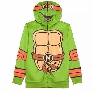 NICKELODEON Teenage Mutant Ninja Turtles Hoodie